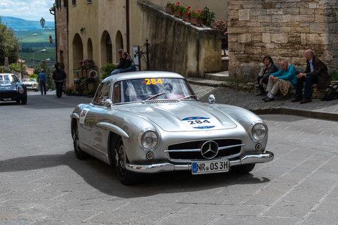 MERCEDES 300 SL del 1955