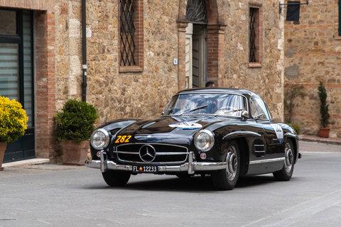 MERCEDES 300 SL del 1956