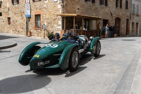 ASTON MARTIN SPEED SPA SPECIAL del 1936
