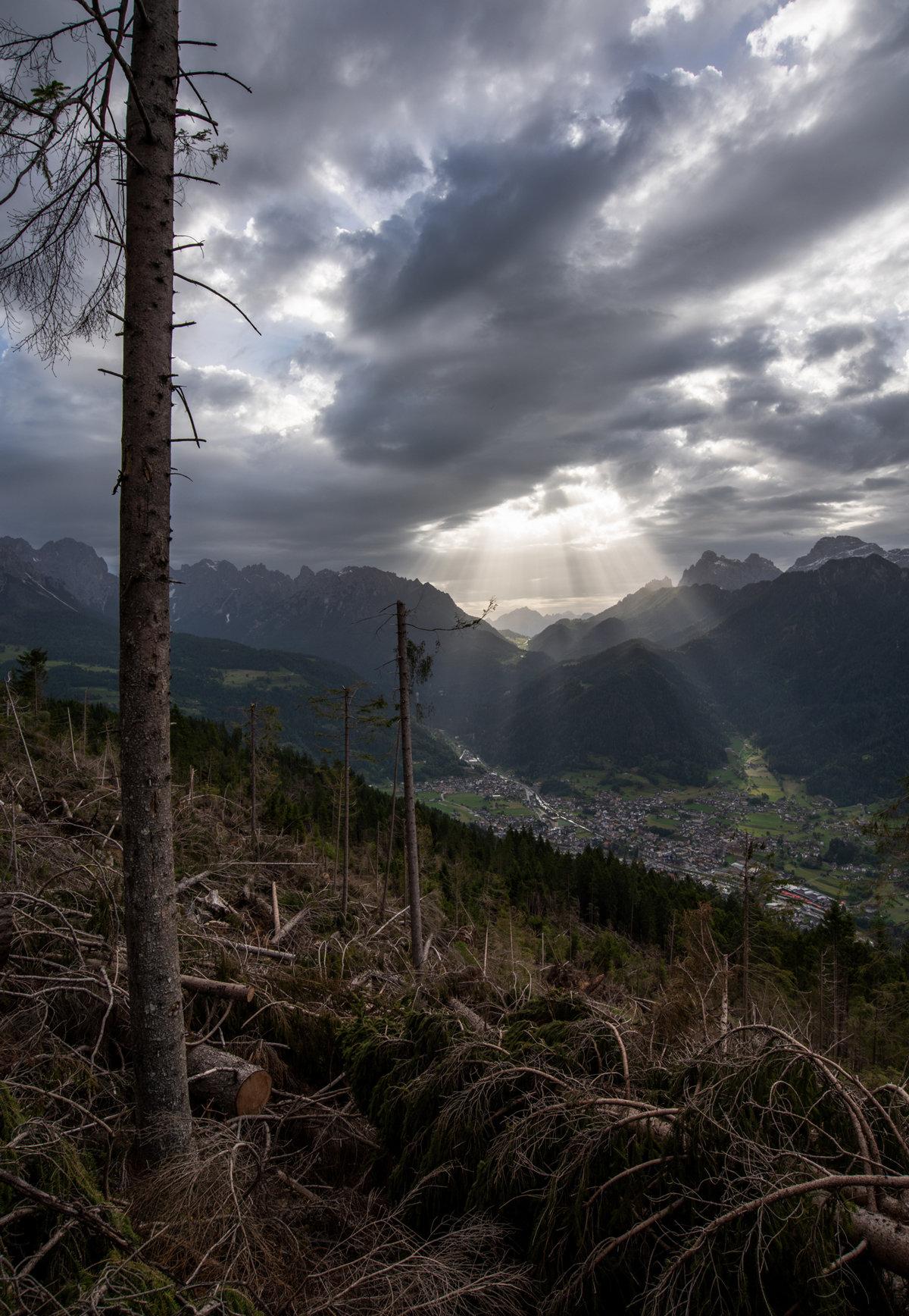 I miei scatti di Paesaggi e Panorami