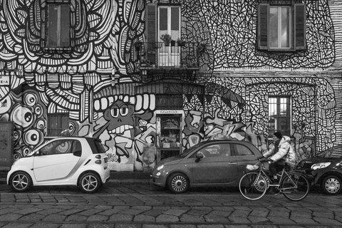 Murale milanese