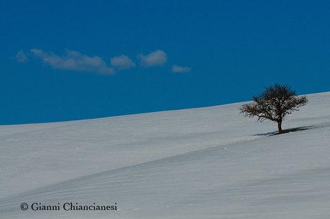 Val di Paglia....d'Inverno