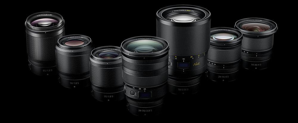 Nikon-Nikkor-Z-mirrorless-lenses.jpg.768d54be3cef203c42bf5eccce33f4a5.thumb.jpg.a93fe96362dd6c1ceeb350e7b8e7e51f.jpg
