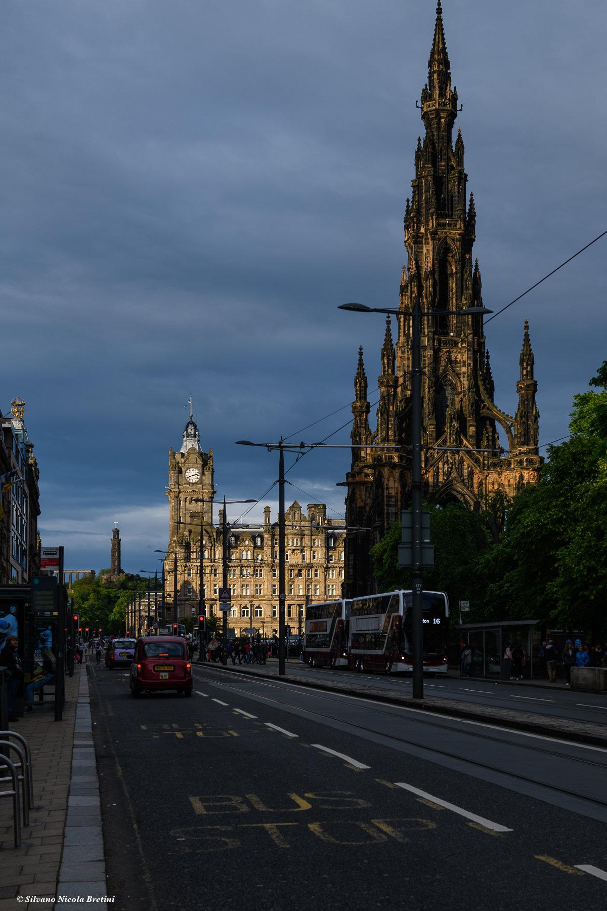 La mia Scozia - parte 1 Edimburgo