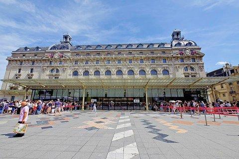 Vista del Museo d'Orsay