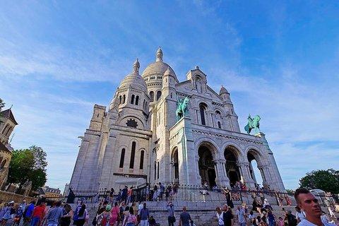 Chiesa de Sacro Cuore a Montmartre