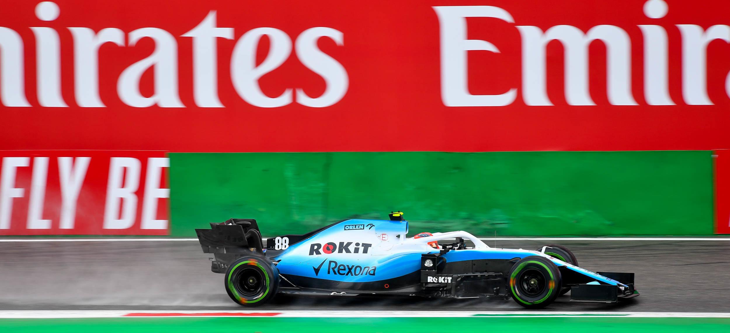 Williams #88 : Robert Kubica