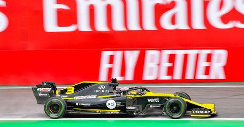 Renault #3 : Daniel Ricciardo