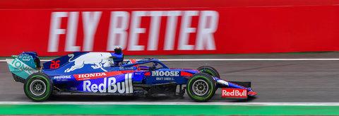 Toro Rosso #26 : Daniil Kvyat