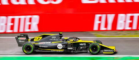 Renault #27 : Nico Hulkenberg