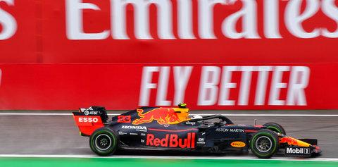 Red Bull #23 : Albon