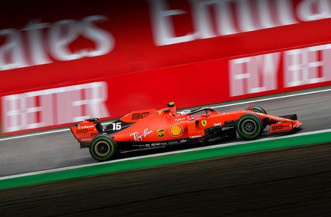 Ferrari #16 : Charles Leclerc
