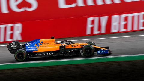 McLaren #55 : Carlos Sainz