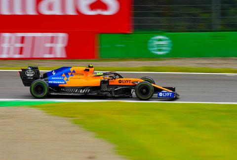 McLaren #4 : Lando Norris