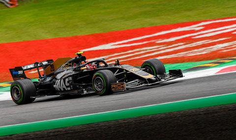 Haas #20 : Kevin Magnussen