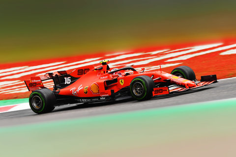 F1 - Gran Premio d'Italia 2019