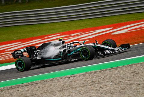 Mercedes #77 : Valtteri Bottas