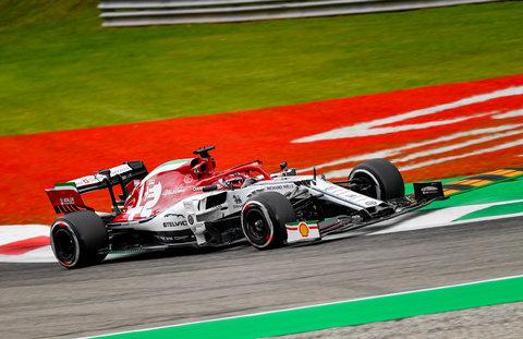 Alfa Romeo Racing #7 : Kimi Raikkonen