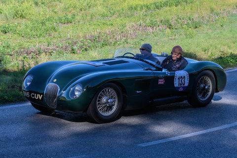 Jaguar C-Type del 1952