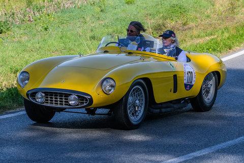 Ferrari 750 Monza Scaglietti del 1955