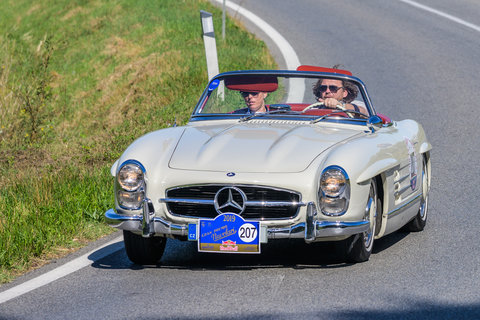 Mercedes 300 SL Roadster del 1957