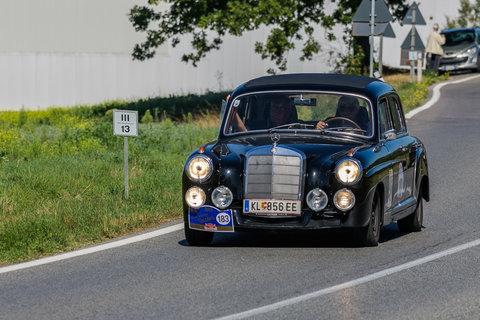 Mercedes 220 A del 1956