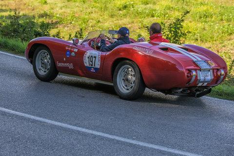 Devin D Porsche del 1959