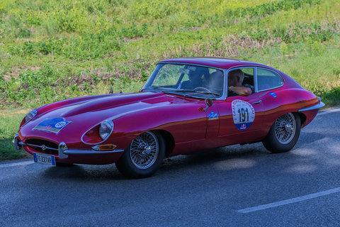 Jaguar E Type del 1967