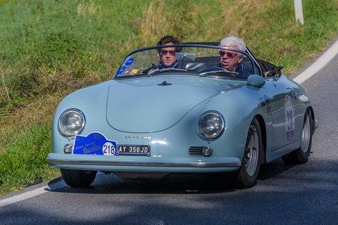 Porsche 356 1500 GS Speedster Carrera GT del 1958