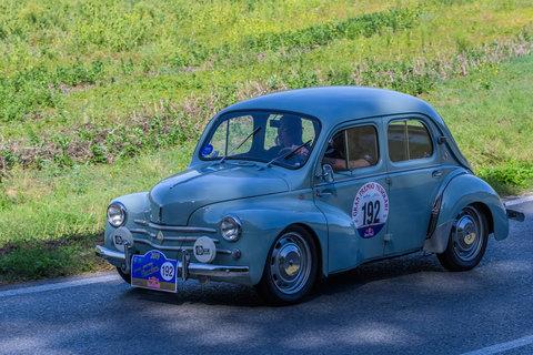 Renault 4 CV del 1957