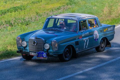 Mercedes 300 SE Racing del 1962