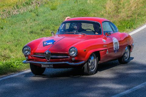 Alfa Romeo Giulia SS del 1964