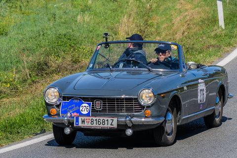 Fiat 1500 Cabrio del 1965