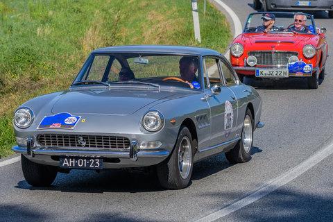 Ferrari 330 GT 2+2 del 1967