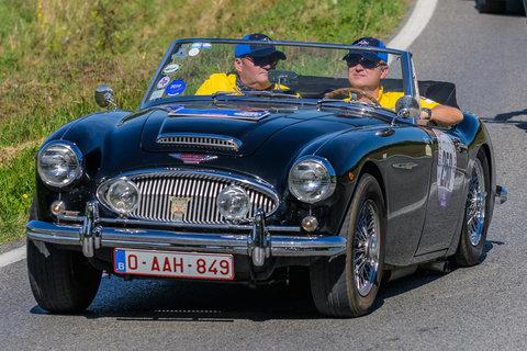 Austin Healey 3000 Mk II del 1962