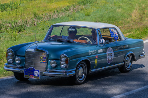 Mercedes 350 SE Coupé del 1965