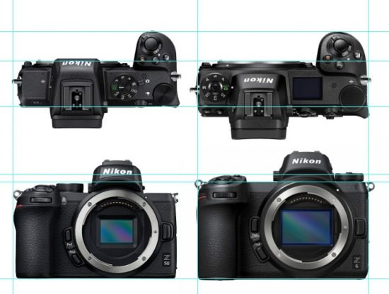 Nikon-Z50-vs-Nikon-Z6-size-comparison-550x416.jpg