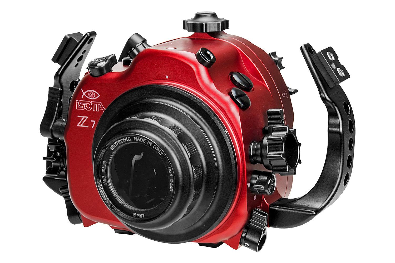 Rosso Isotta per Nikon Z