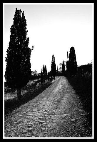 Strada Bianca...
