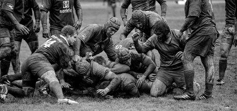 Amatori Milano : Rugby 8/11/2009