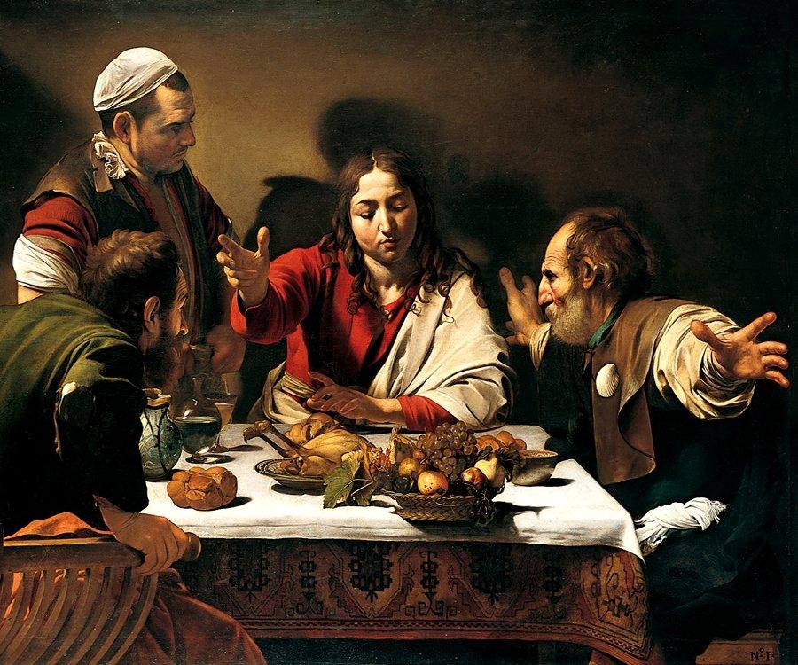 Caravaggio_-_Cena_in_Emmaus.jpg.2bf9525b23c19059db246d3c2e70e60b.jpg