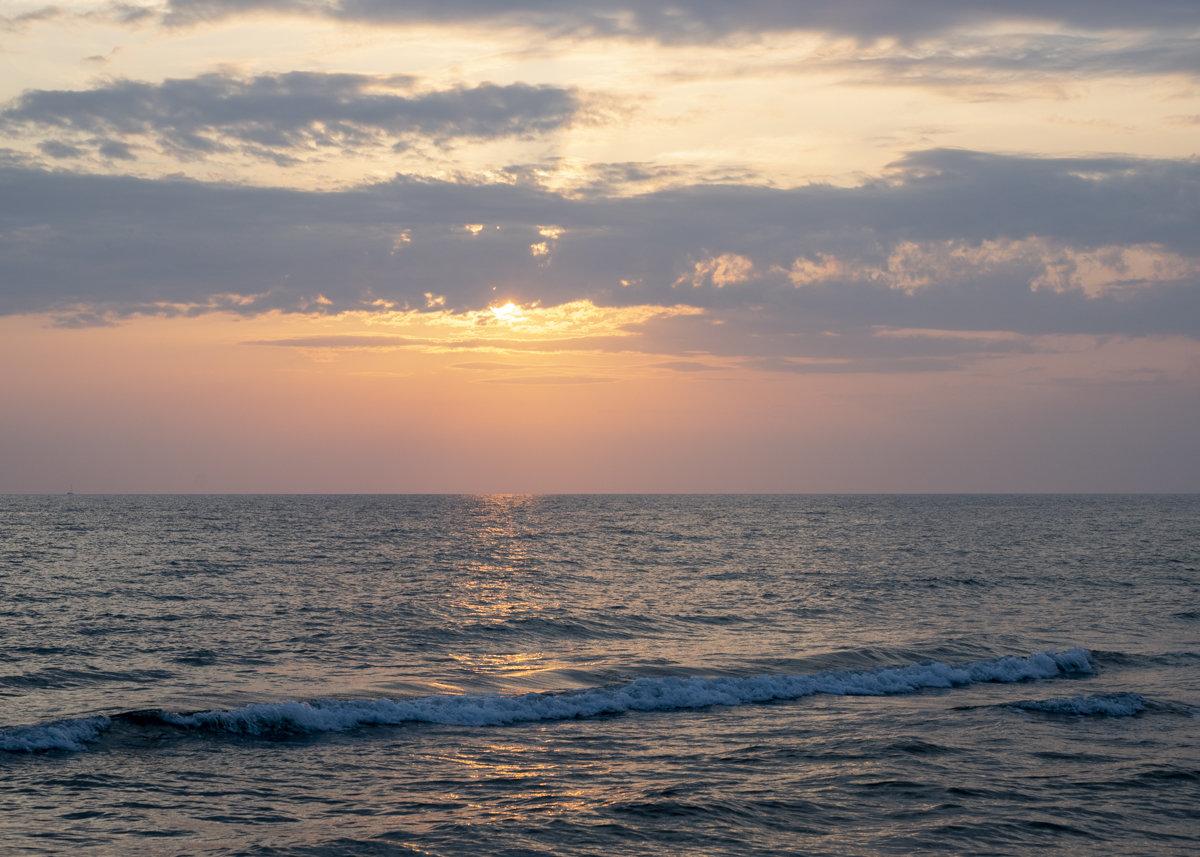 Ultimo tramonto estivo 1