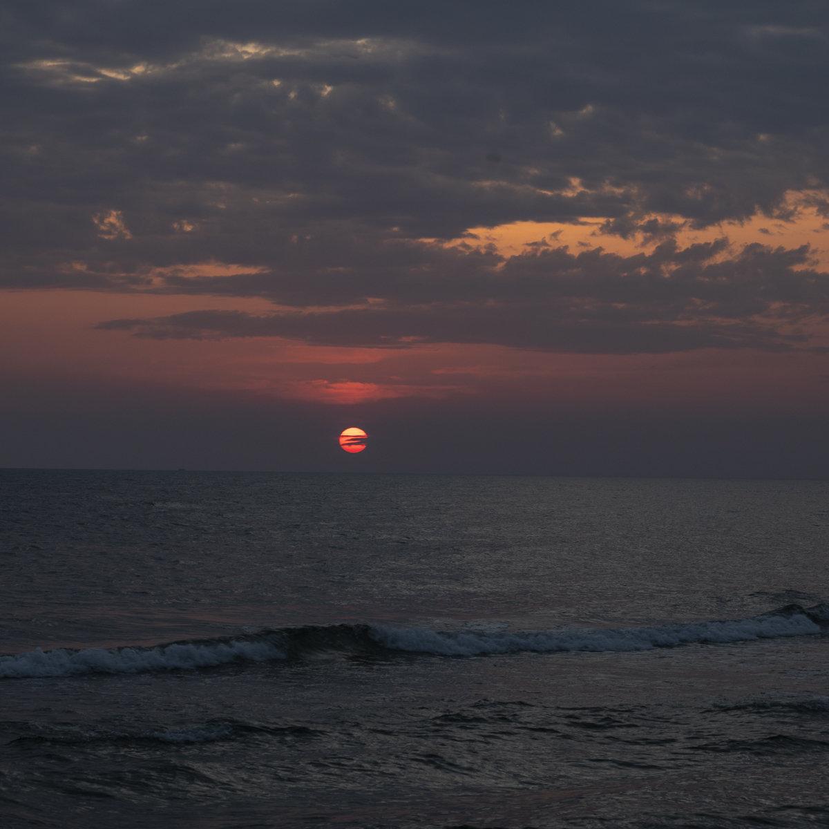 Ultimo tramonto estivo 3