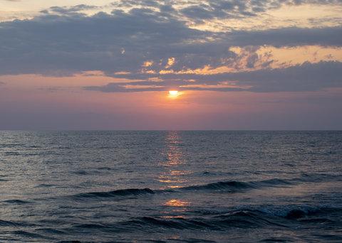 Ultimo tramonto estivo 2