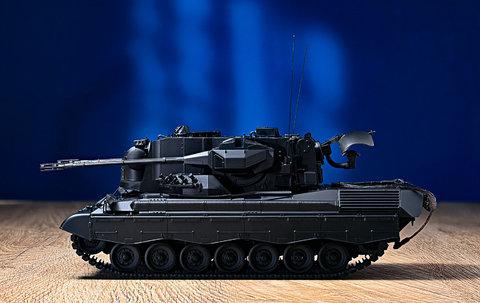 Flakpanzer Gepard in costruzione