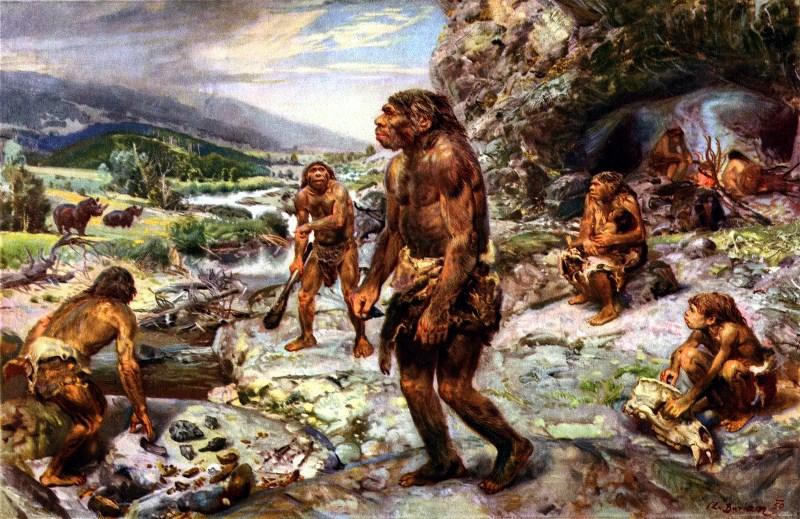 The-Neanderthal-Encampment-by-Zdenek-Burian-1960.jpg.8849512283d70fc2793c0ff8e53d4784.jpg